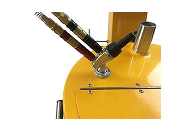 YXOPT2喷涂机粉泵