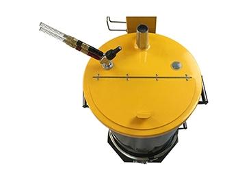 YXOPT2喷涂机粉桶