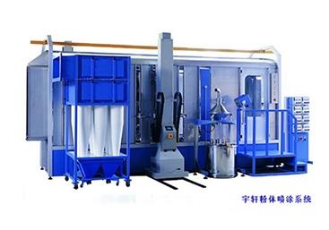 p3静电粉末喷涂系统